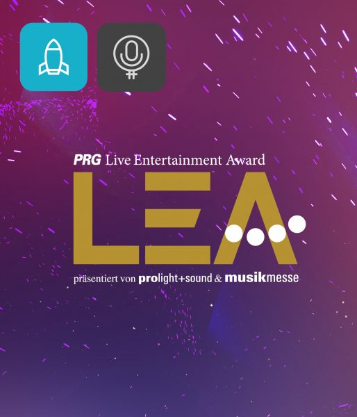 LEA 2019 - PRG Live Entertainment Award